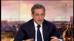 L'ancien président français explique les raisons de son retour