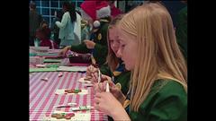 Archives : Campagne des paniers de Noël de Radio-Canada à Toronto