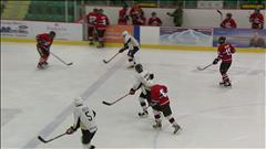 Match de hockey pour octogénaires seulement