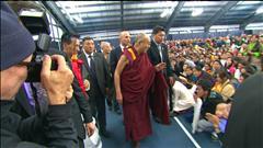 Vancouver accueille le dalaï-lama