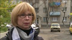Le courage d'une candidate ukrainienne