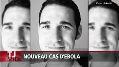 Un cas d'Ebola à New York