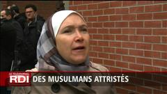 Discussions à la mosquée