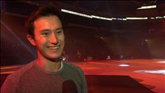 Patrick Chan participe au spectacle Skatemania de Québec