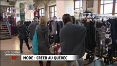 Les créateurs de mode au Québec : reportage de Louis-Philippe Ouimet