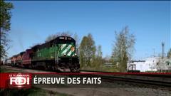 Un transport ferroviaire plus sûr?