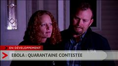Mise en quarantaine contestée