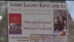 14-18 et moi : Les lettres des frères Kern de Saint-Léon ressuscitent une histoire de famille