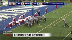 Le match de l'année au football universitaire québécois