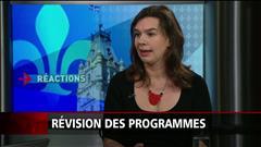 La révision des programmes critiquée de toute part