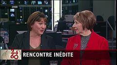 Entrevue entre Monique Lépine et Sylvie Haviernick