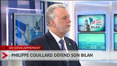 Philippe Couillard en entrevue