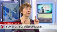 Entrevue avec Françoise David