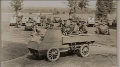 14-18 et moi : L'inventeur de la guerre mécanique pourrait être Franco-Albertain