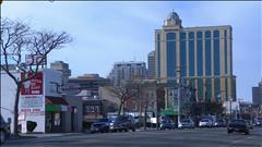 Le déclin d'Atlantic City