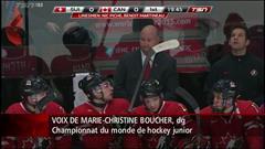 Début du Championnat mondial de hockey junior