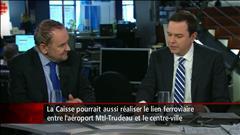 La Caisse investira dans les infrastructures du Québec