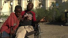 Haïti :comment les amputés du séisme s'en sortent-ils?