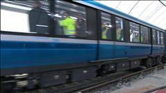 Suspension de production chez Bombardier, la livraison des voitures de métro AZUR retardée : reportage d'Olivier Bachand
