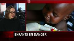 60 millions d'enfants sont en situation de danger sur la planète