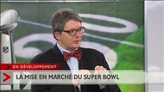 La mise en marché du Super Bowl