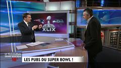 L'importance des publicités à l'occasion du Super Bowl