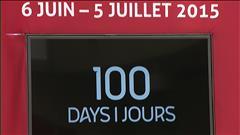 Coupe du monde feminine de la FIFA : à 100 jours du coup d'envoi
