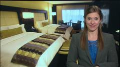 Tarifs hôteliers en hausse au Canada