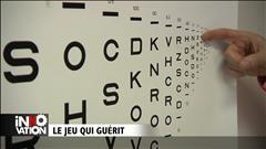 Un jeu vidéo contre l'amblyopie
