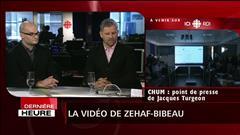 Réactions au dévoilement de la vidéo de Zehaf-Bibeau