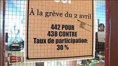 Vote de grève contesté au Cégep de Jonquière
