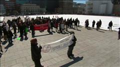 Manifestation à Ottawa contre C-51