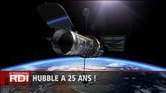 Hubble a 25 ans!