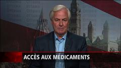 Accès aux médicaments : le Canada accuse un retard important