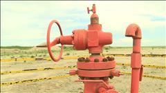 Ces puits abandonnés entraînent un problème environnemental