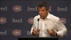 Le Canadien n'a pas un style défensif, insiste Bergevin