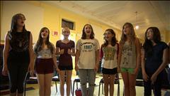 15 ans pour le camp de vacances de Petite-Vallée dédié à la chanson