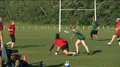 L'ultimate frisbee, un sport en croissance au Manitoba