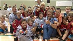 Joé Juneau implante un programme hockey-études à Pont-Rouge