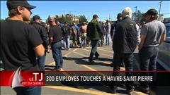 Rio Tinto à Havre-Saint-Pierre : 300 employés touchés