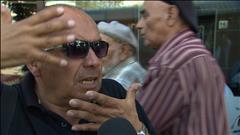 Réactions de citoyens sur le port du niqab lors des cérémonies de citoyenneté