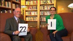 Un homme qui votera pour une 22e fois rencontre une nouvelle électrice