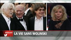 Un an après sa mort, Maryse Wolinski s'est interrogée