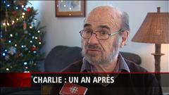 <i> Charlie Hebdo</i>: un caricaturiste livre un message touchant