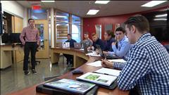 Deux cégepiens veulent créer une quarantaine d'emplois pour des jeunes