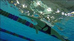 La natation compétitive au féminin