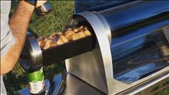 Un four pour cuisiner grâce à l'énergie solaire