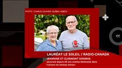 Jeannine et Clermont Gingras - 18 septembre 2016