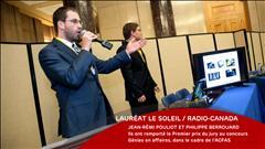 Jean-Rémi Pouliot et Philippe Berrouard - 9 octobre 2016