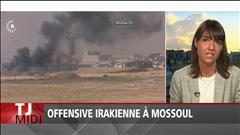 Offensive irakienne à Mossoul